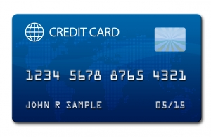 travel the world - credit card
