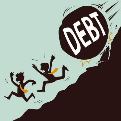 debt can make you sick