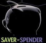 spenders and savers
