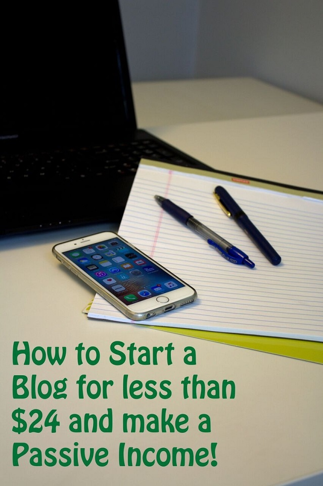 How to Start a Blog on iPage