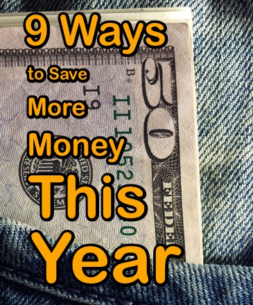 Ways to Save More Money this Year