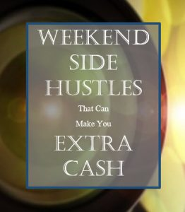 Weekend Side Hustles