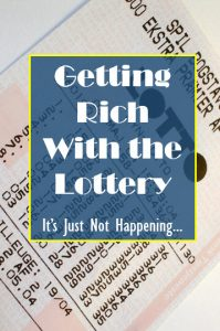 Getting Rich With the Lottery
