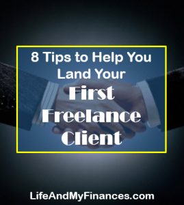 Land your first freelance client