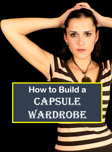 capsule wardrobe to save money