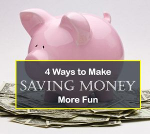 make saving money more fun