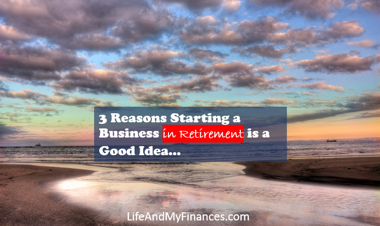 starting a business in retirement