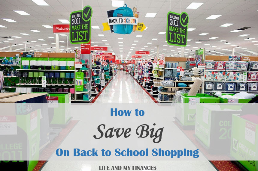 save big on back to school shopping