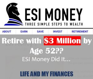 Retire with $3 million