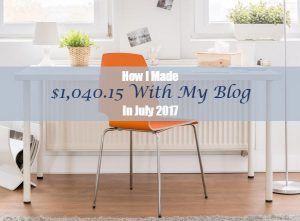 blog income report july 2017