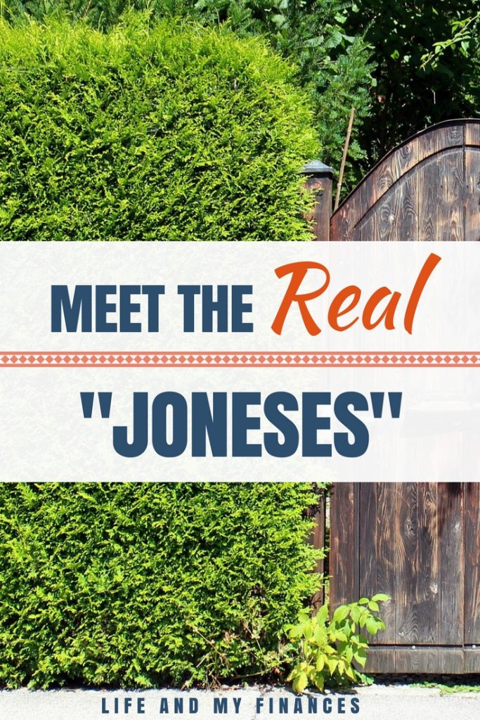 Meet the Real Joneses