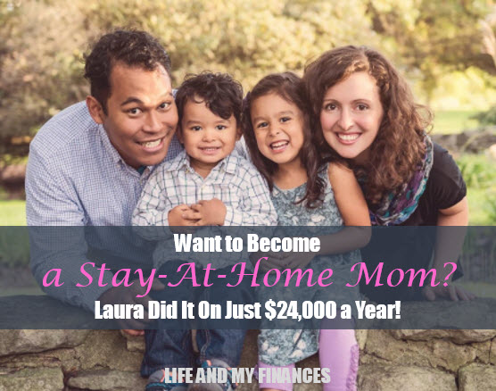 become a stay-at-home mom