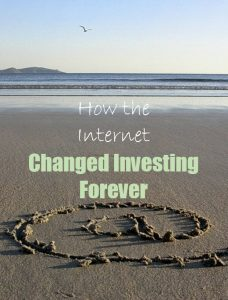 changed investing forever