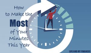 make the most of your minutes this year