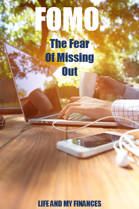 fear of missing out FOMO