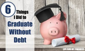 graduate without debt