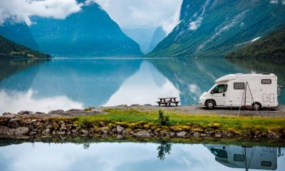 earn money while traveling the world - camping