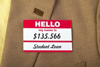 deal with defaulted student loan accounts