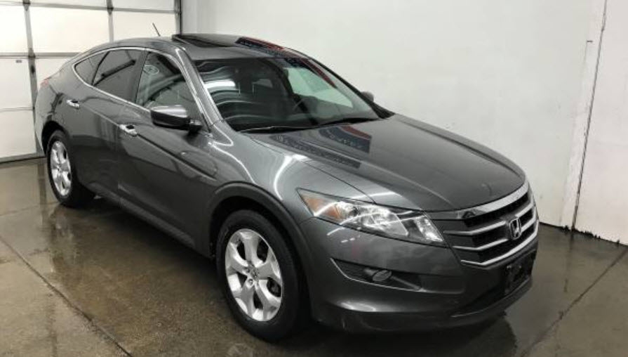 talked myself out of buying a better car - honda crosstour