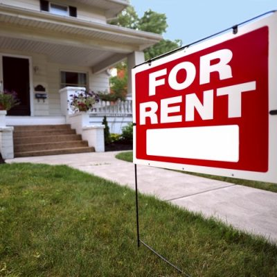 options if you can't sell your house - for rent