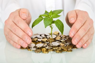the key to wealth building