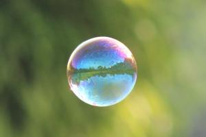 next bubble to burst