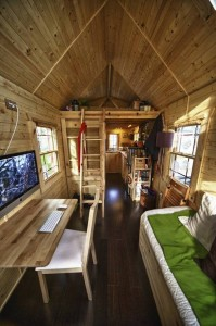 five year plan - tiny house