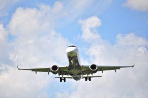travel the world - flight