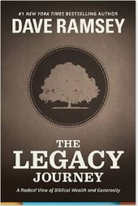 20150201 - the legacy journey book cover