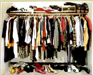 decrease clutter