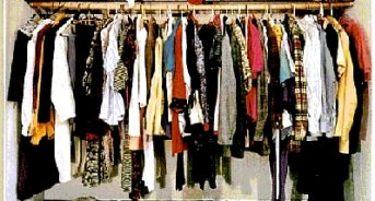 Downsize Your Wardrobe to Save Time and Energy