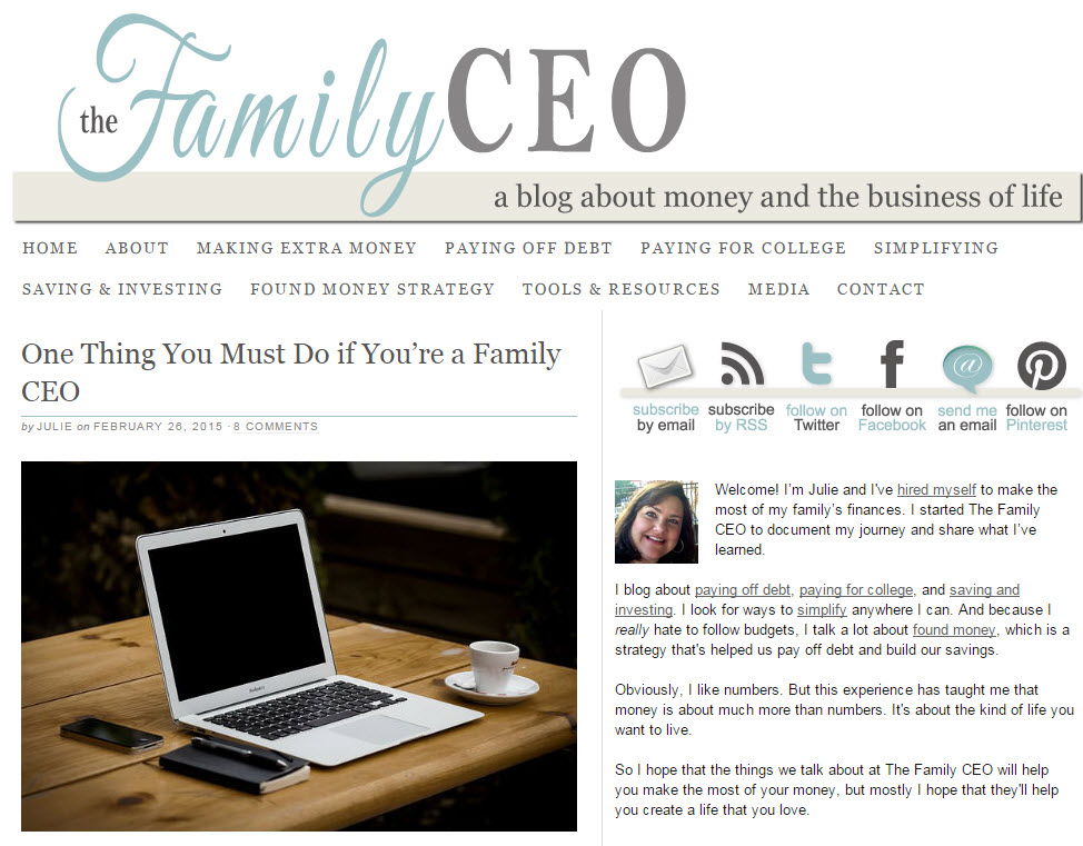 familyceo blog
