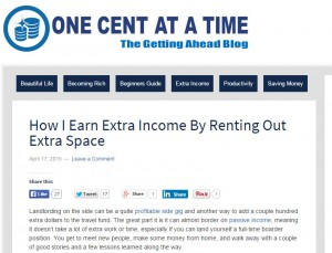 one cent at a time post