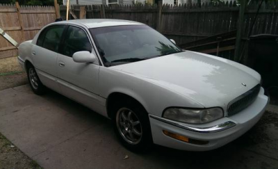 digging your way out of debt - buick park avenue