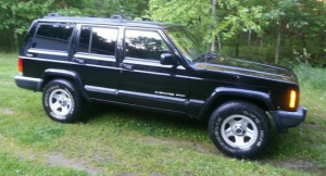 digging your way out of debt - jeep cherokee