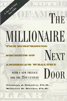 recommended book - the millionaire next door
