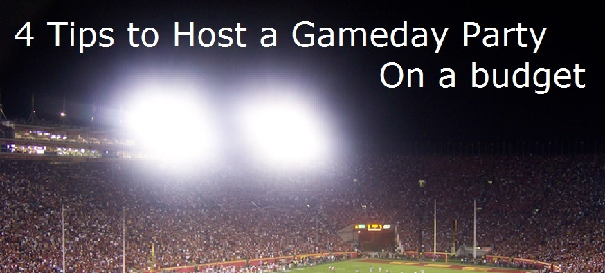 20150920 - tips to host a gameday party on a budget