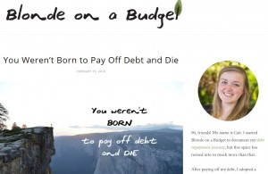 20160228 - you weren't born to pay off debt and die