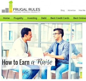 20160507 - frugal rules earn a raise