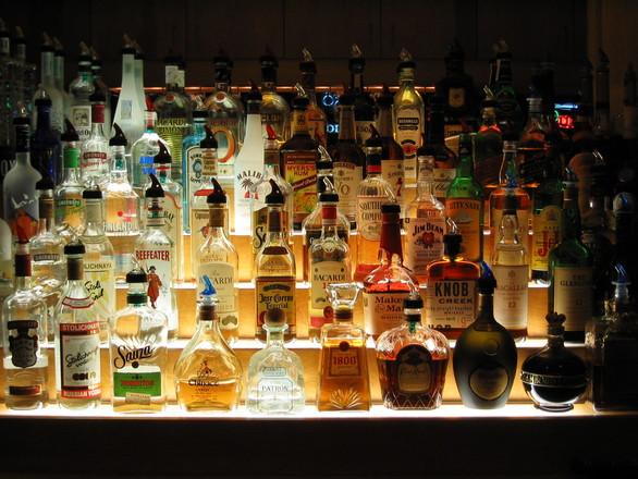 alcohol budget