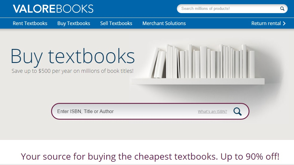 Find Super Cheap Textbooks