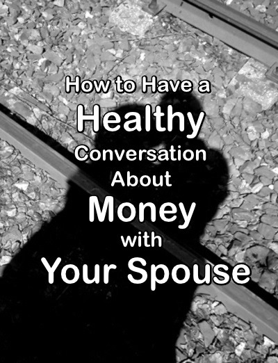 Have a healthy conversation about money