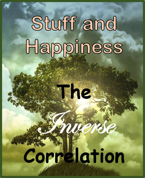 stuff and happiness