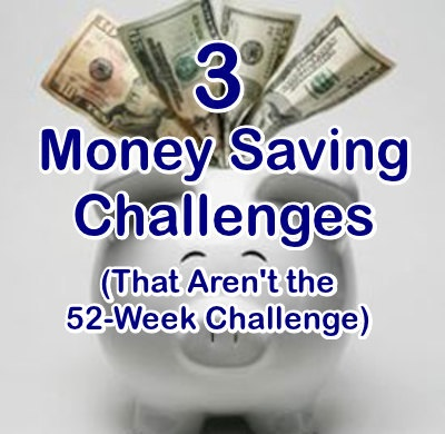 Money Saving Challenges