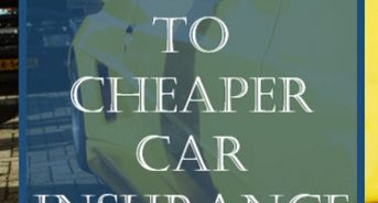 5 Steps to Cheaper Car Insurance
