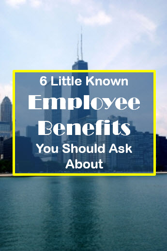 Little Known Employee Benefits