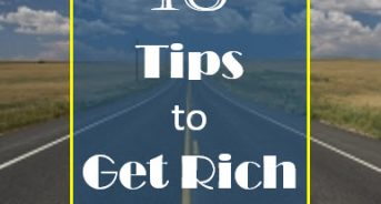 18 Tips to Get Rich (From Actual Millionaires!)