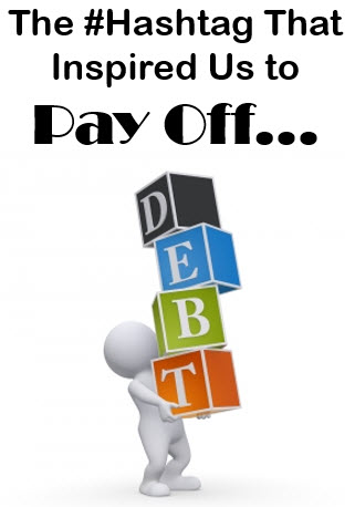 pay down thousands in debt