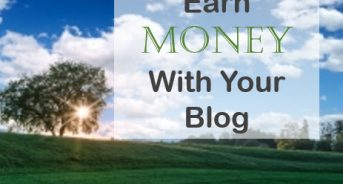 6 Things I Did to Start Earning Money With My Blog