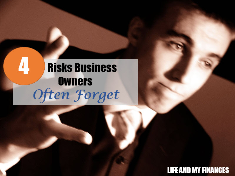 risks business owners often forget